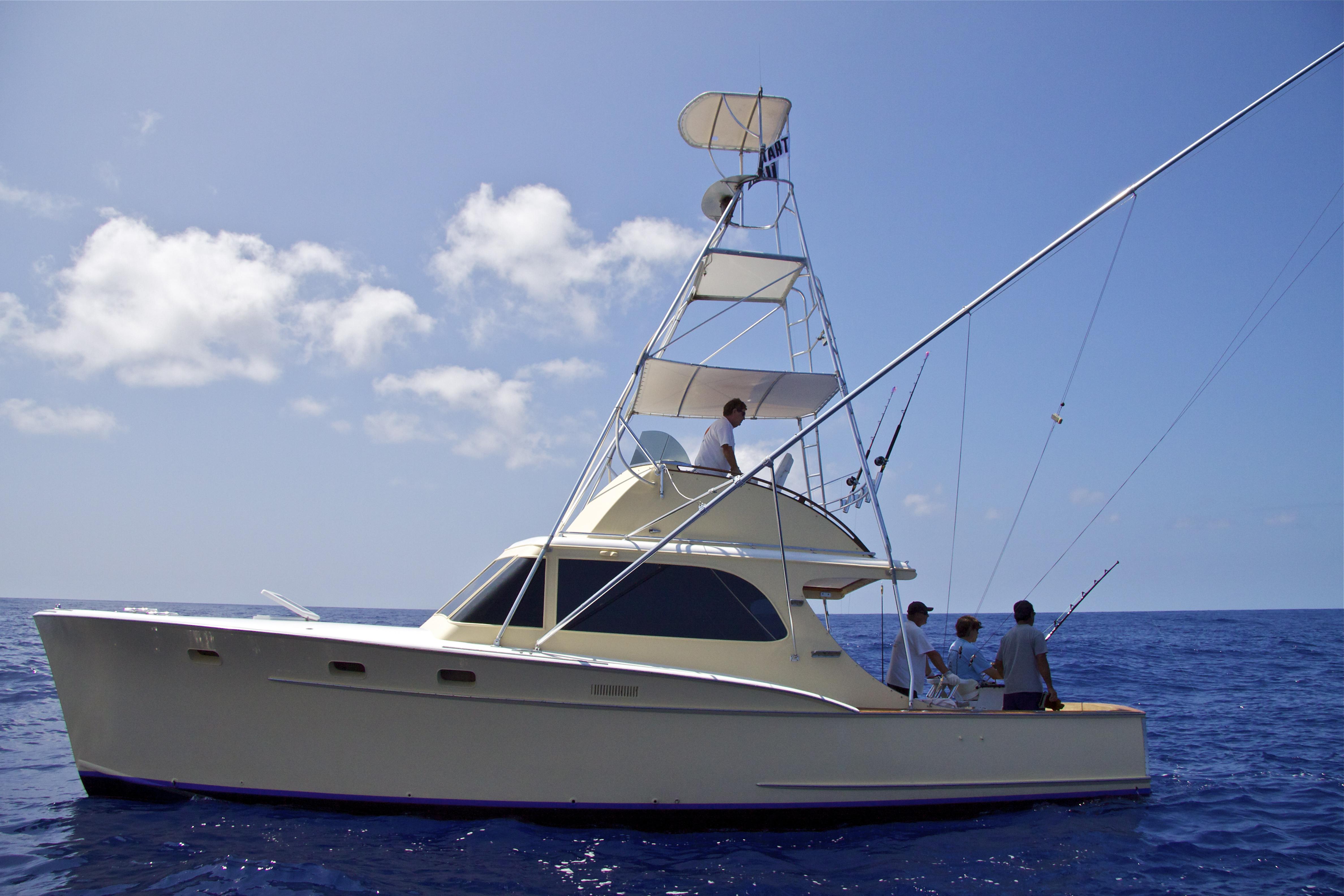 Hawaii fishing charter kona sportfishing for Kona hawaii fishing