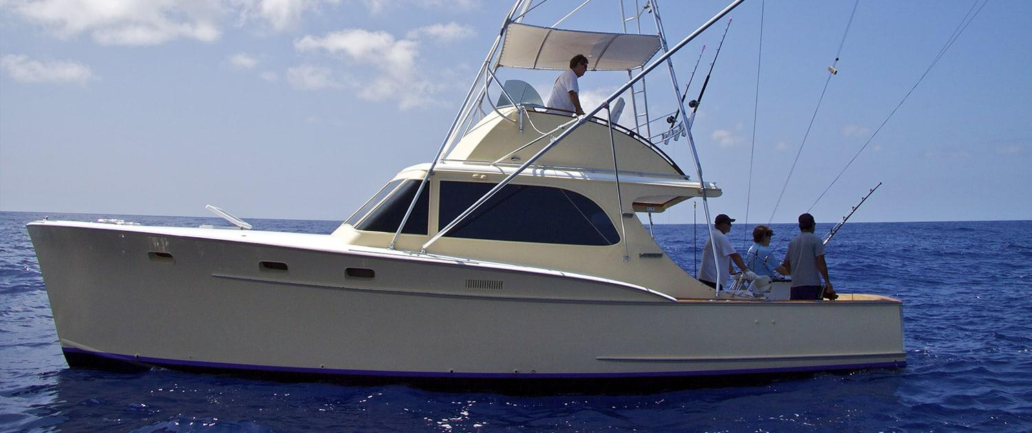 Hawaii fishing charter prices kona fishing packages for Hawaii fishing charters