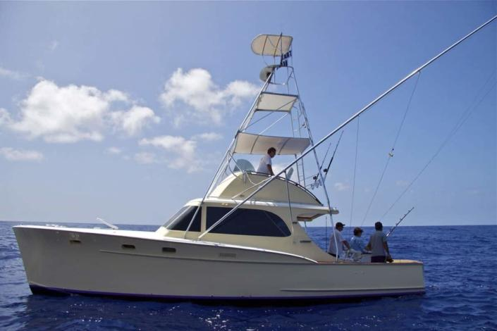 kona charter fishing
