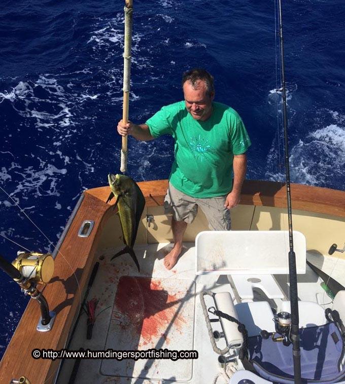 Kona fishing report october 18 2016 the big island of for Kona deep sea fishing