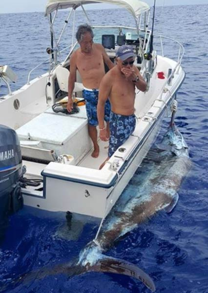 Kona Fishing Report – July 31, 2015