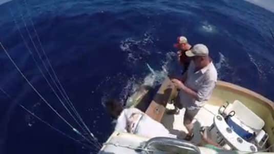 Kona Fishing Trip