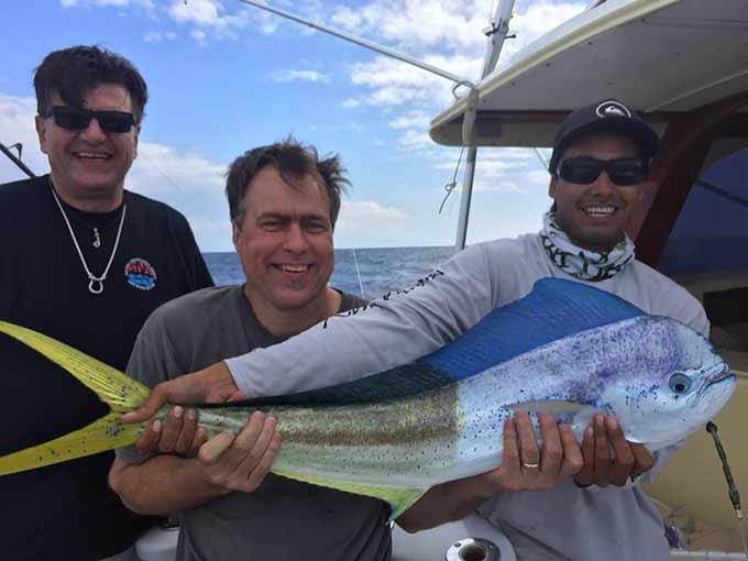 Mahi Mahi Fishing Trip