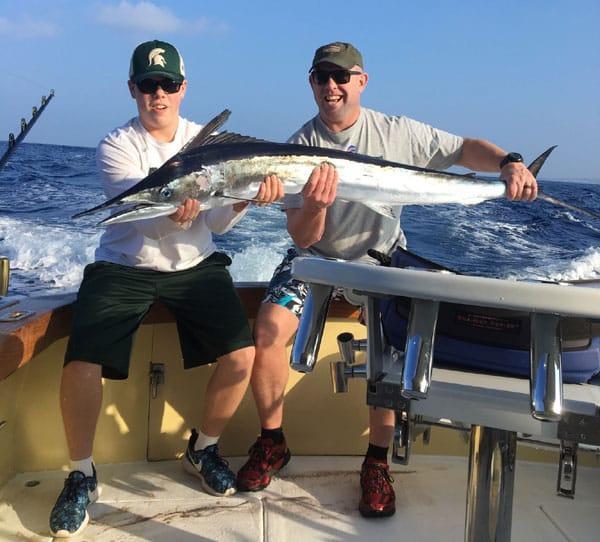 Blue Marlin - Big Island Kona Deep Sea Fishing pic