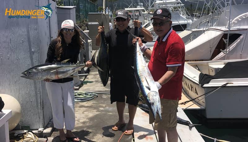 Ono and Ahi Fishing Report
